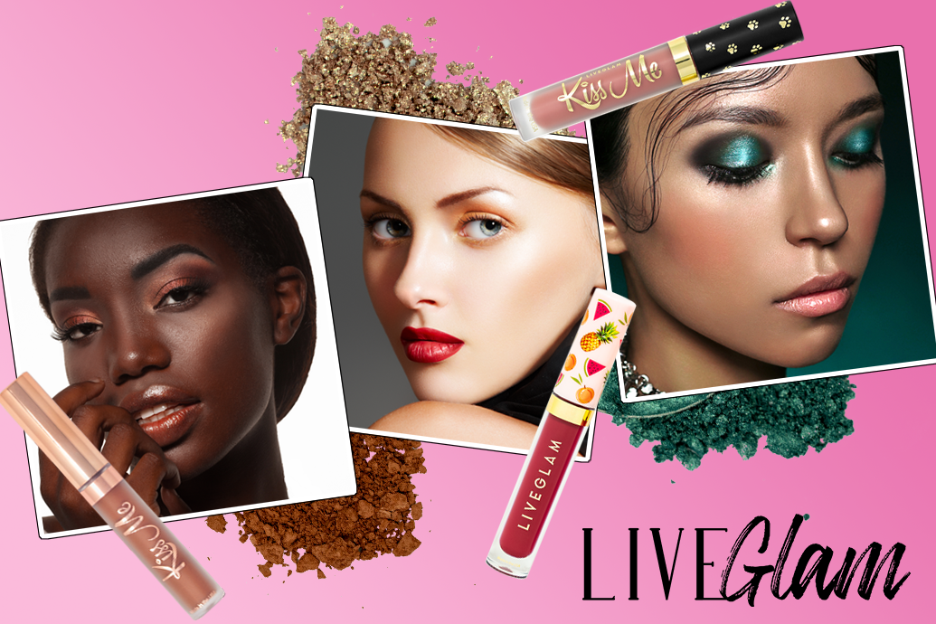 eyeshadow and lipstick combinations for summer