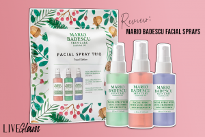 Mario Badescu Facial Sprays Review