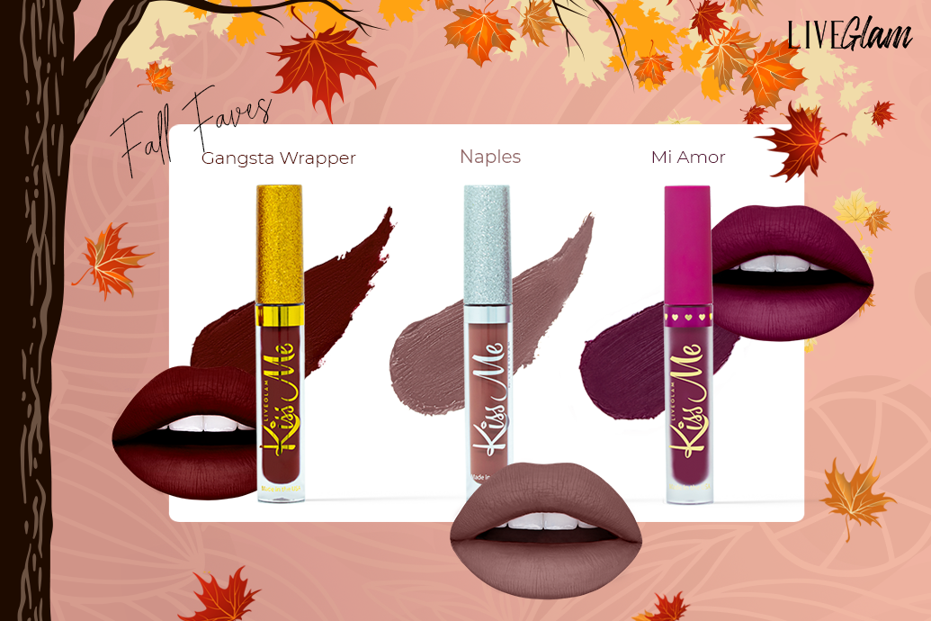 Best Fall Lipstick Colors