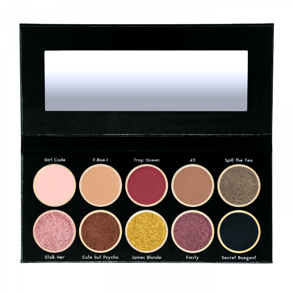 LiveGlam Investiglam eyeshadow palette for sale