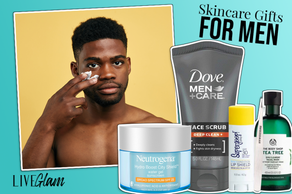 Skincare Gifts for Men
