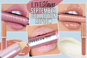 LiveGlam September 2019 KissMe Review