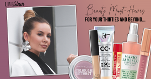 Beauty Must Haves For Your 30's