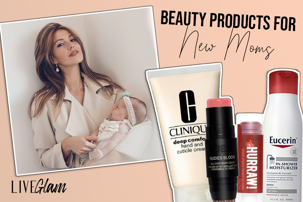 Beauty Products New Moms Will Love