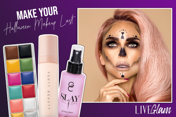 How to Make Your Halloween Makeup Last All Night