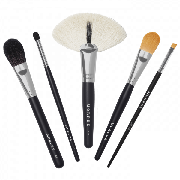 Say Yes to the Brushes