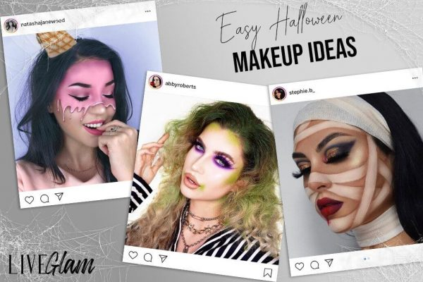 Best Easy Halloween Makeup Ideas to Try