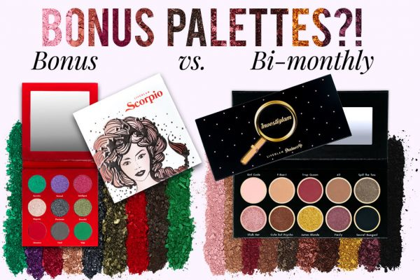 Bonus LiveGlam ShadowMe Palettes? Here's What You Need to Know!