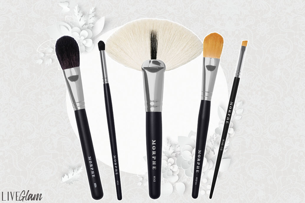 LiveGlam November 2019 MorpheMe Brushes