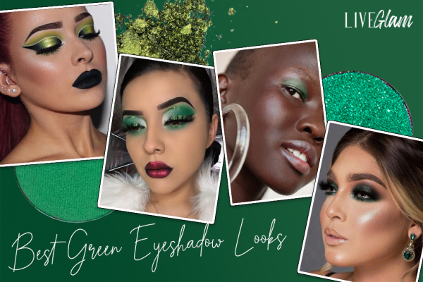 Best Green Eyeshadow Looks to Try