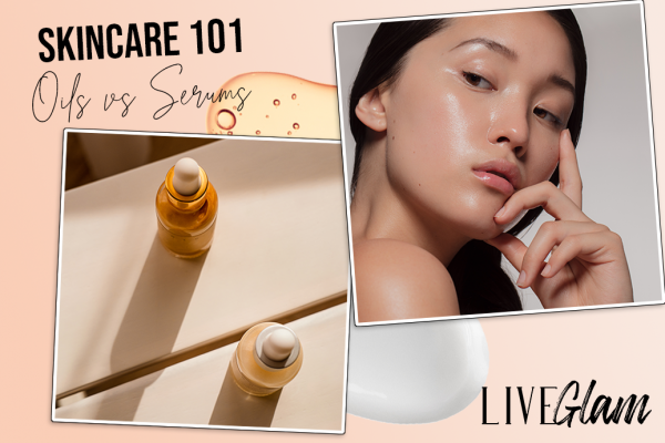 Skincare 101: What's the Difference Between Face Oils and Serums?