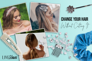 How to Change Your Hair without Cutting It