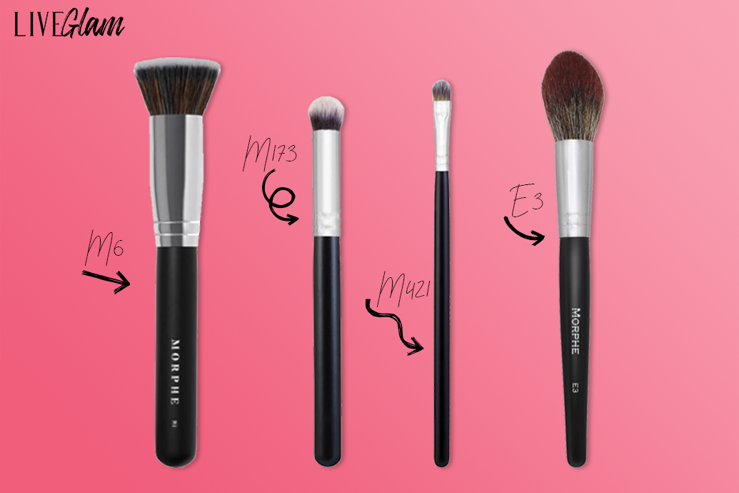 best Morphe brushes for your face