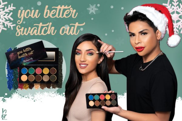 """""""You Better Swatch Out"""" with our New ShadowMe Palette!"""