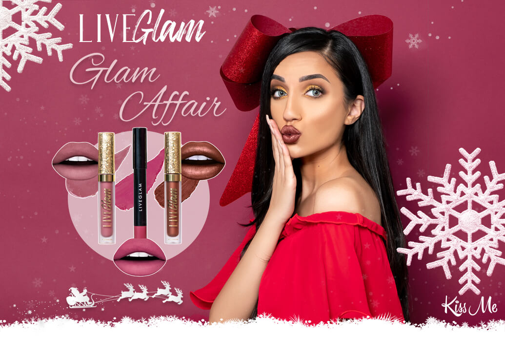 LiveGlam December 2019 KissMe