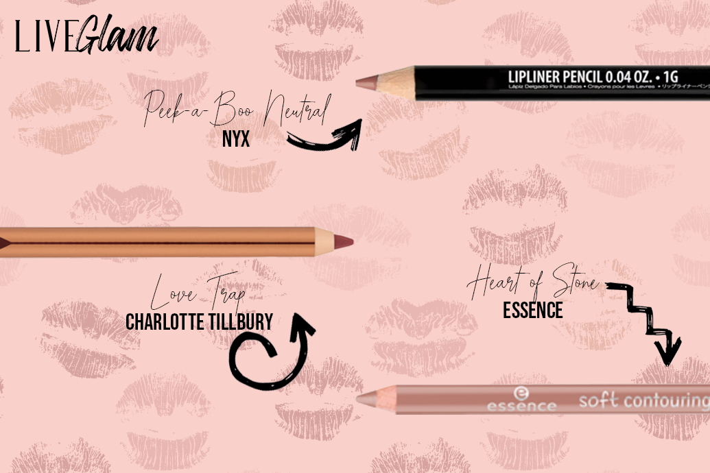 How to Use Nude Lip Liner