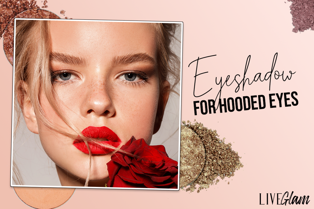 how to apply eyeshadow for hooded eyes