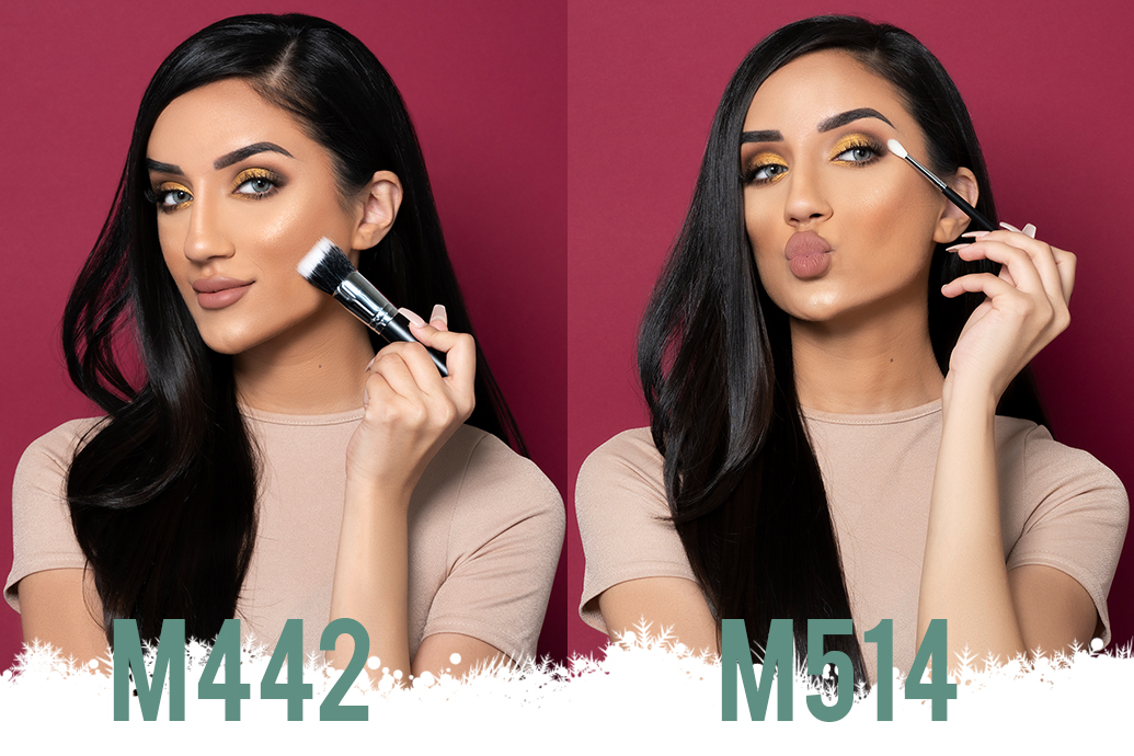 LiveGlam MorpheMe M442 and M514