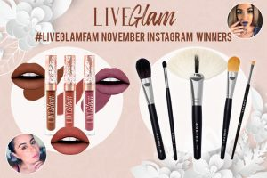LiveGlam November Instagram Winners 2019