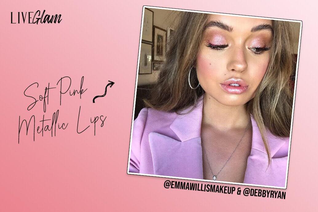 Soft Metallic Lips