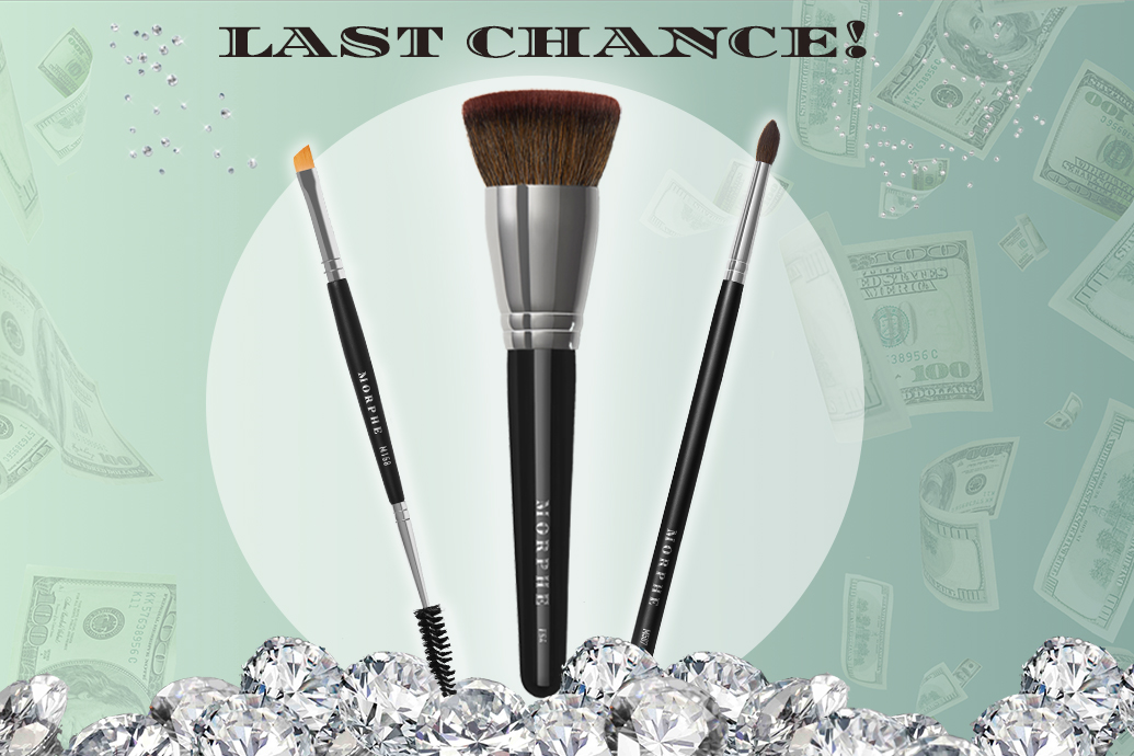 Last Chance LiveGlam January 2020 MorpheMe