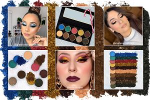 Last Chance LiveGlam You Better Swatch Out ShadowMe Palette