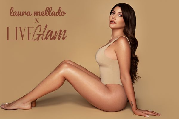 Laura Mellado x LiveGlam KissMe Collection Teasers!