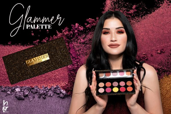 "Introducing our LiveGlam ""Glammer"" Palette!"