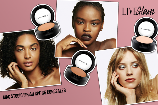 Product Review: MAC Studio Finish SPF 35 Concealer