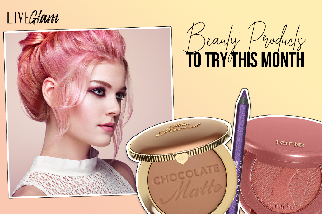 Beauty Products to Try This Month