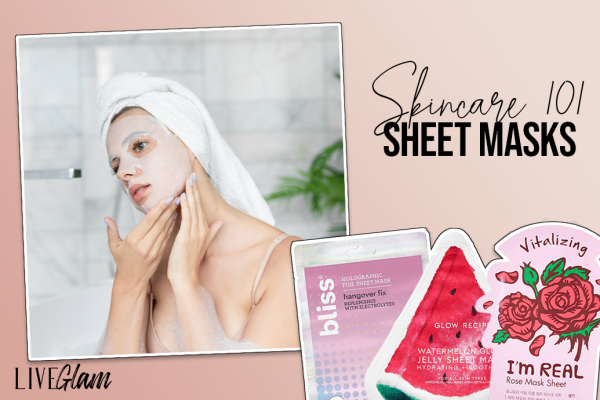 The Benefits of Sheet Masks!
