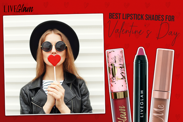 Best Lipstick Shades for Valentine's Day