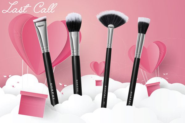 Last Chance to Grab Our February 2020 MorpheMe Brushes