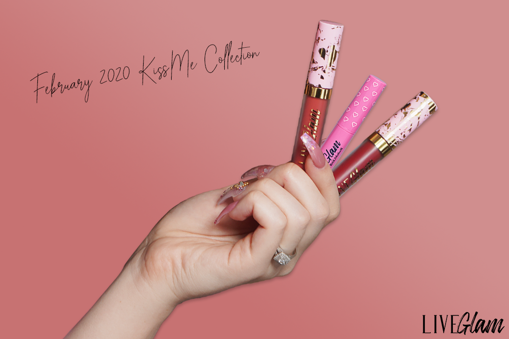 LiveGlam February 2020 KissMe Lippies