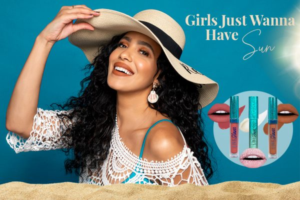 Girls Just Wanna Have Sun: LiveGlam March 2020 KissMe Collection