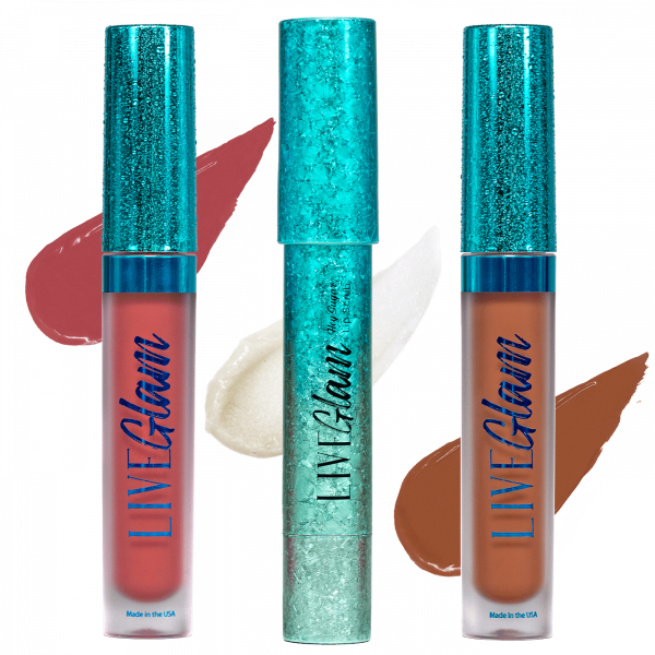 March 2020 LiveGlam Girls Just Wanna Have Sun lippie collection