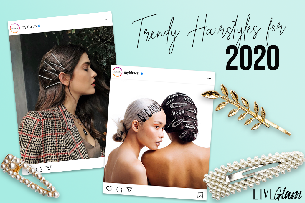 Trendy Hairstyles for 2020