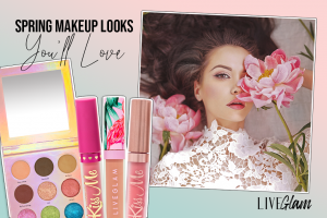 spring makeup looks and trends