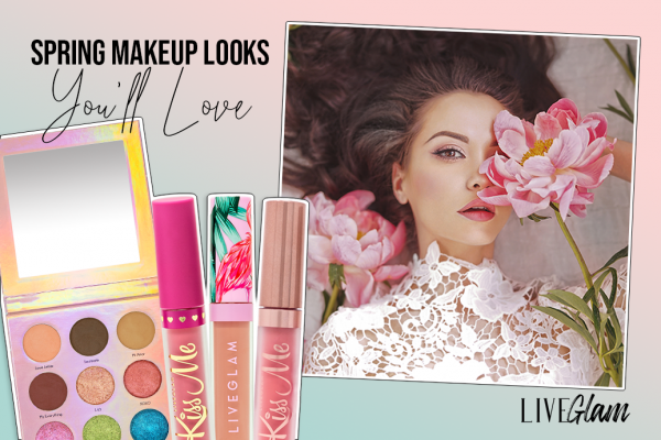 5 Best Spring Makeup Looks You'll Love