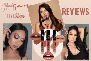 Laura Mellado x LiveGlam KissMe Reviews