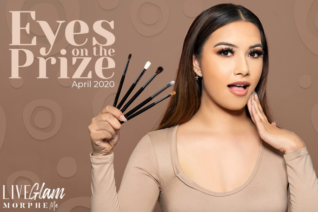 LiveGlam April 2020 MorpheMe Collection