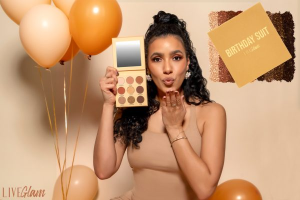 Introducing our Birthday Suit Palette!