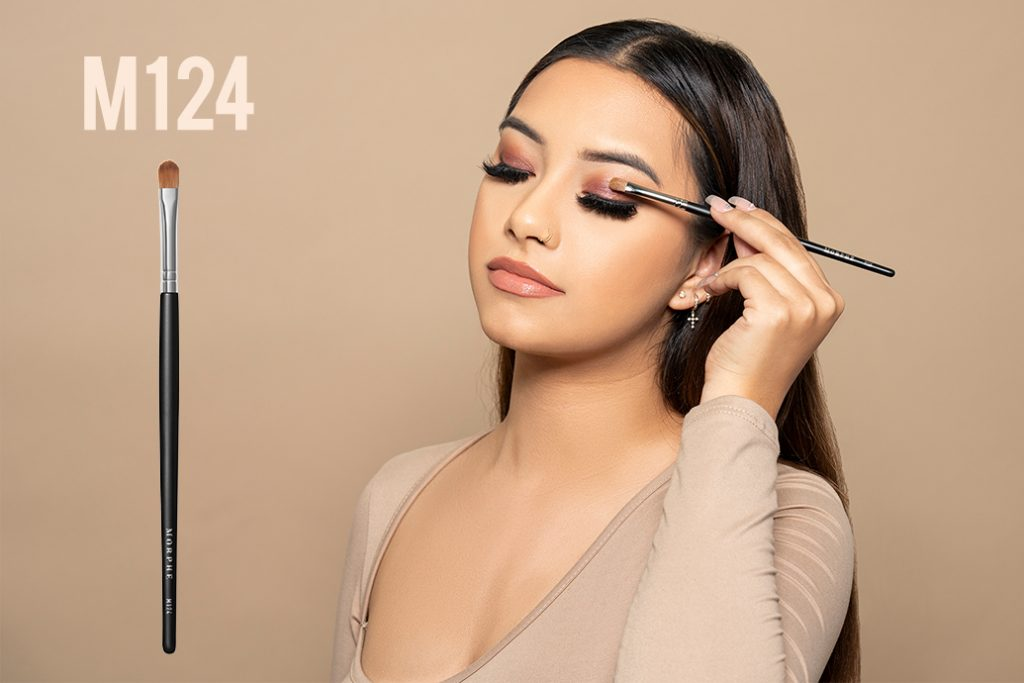 LiveGlam Morphe M124 brush