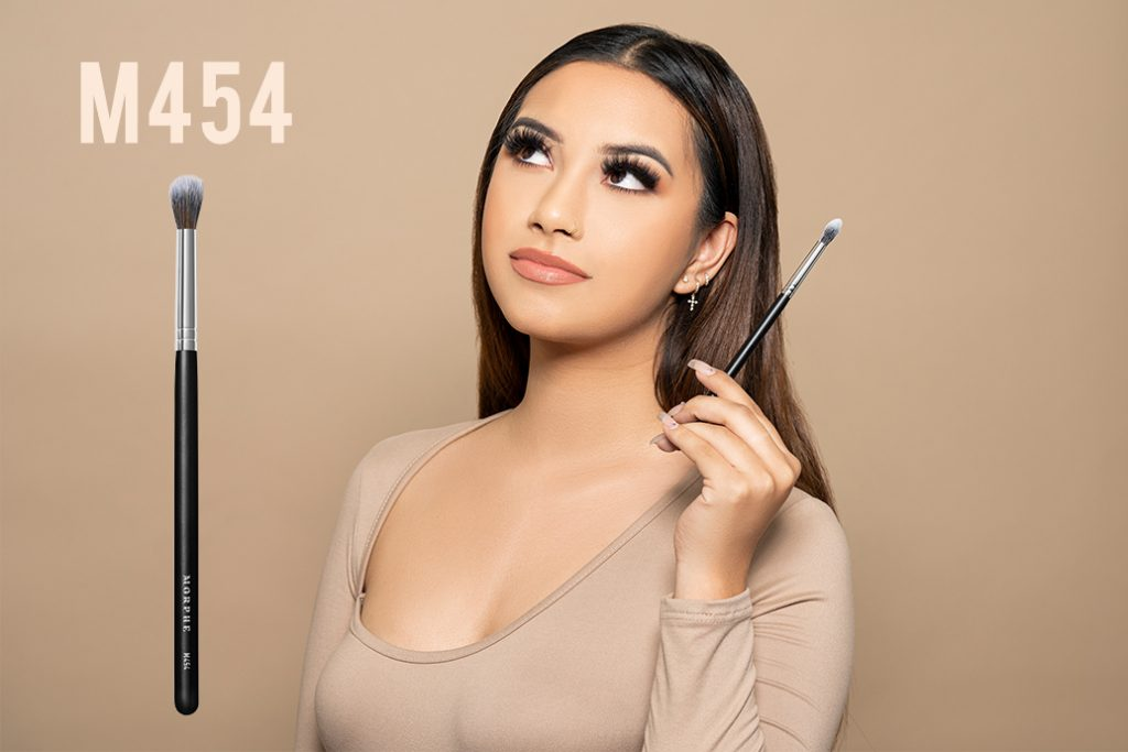 LiveGlam Morphe M454 brush