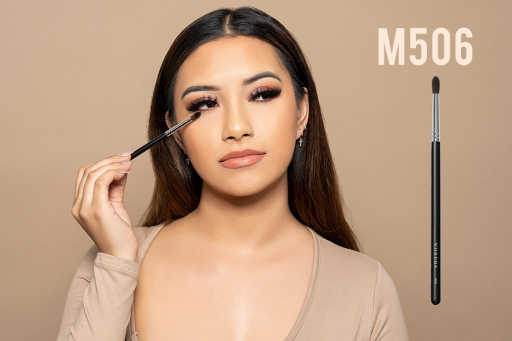 LiveGlam Morphe M506 brush