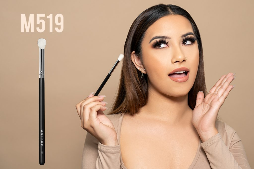 LiveGlam Morphe M519 brush
