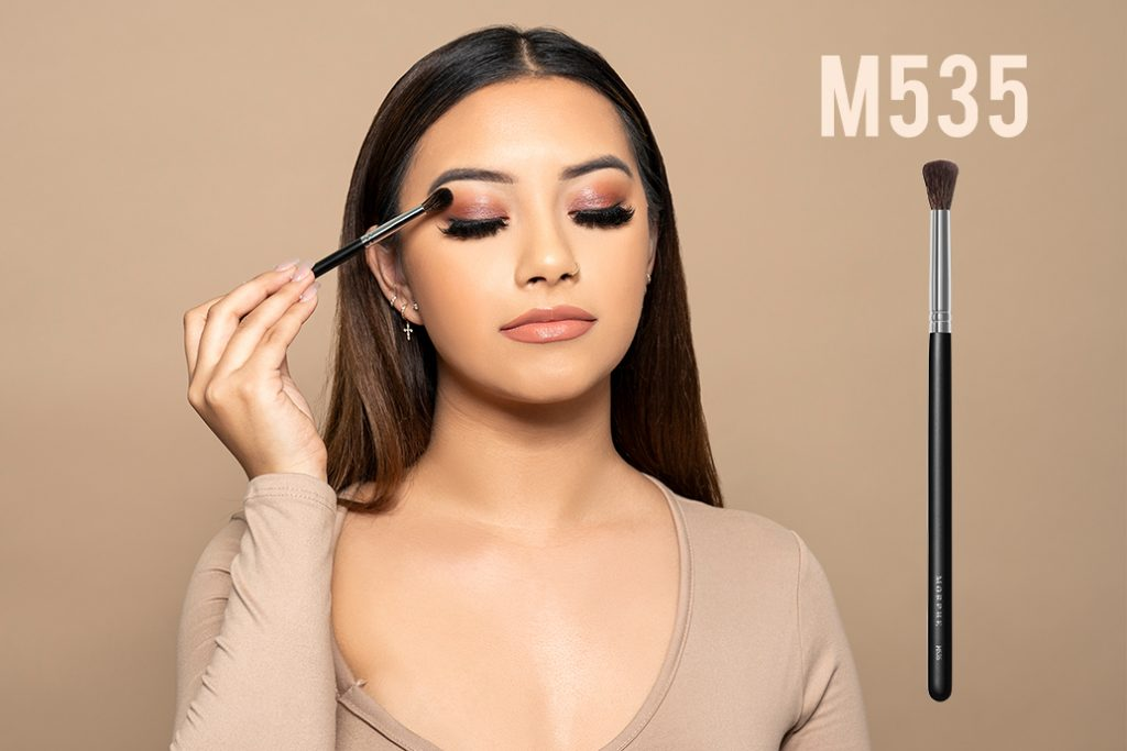 LiveGlam Morphe M535 brush