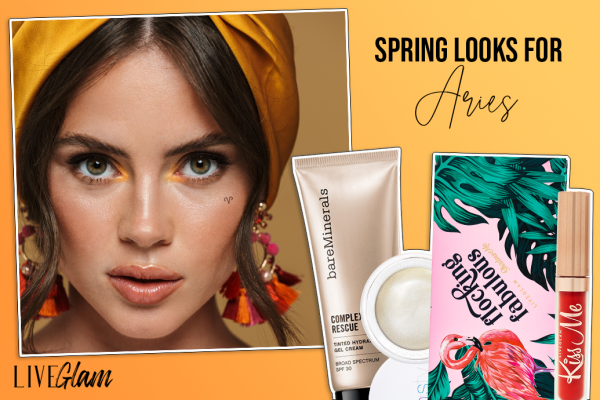 The Perfect Spring Look for Aries