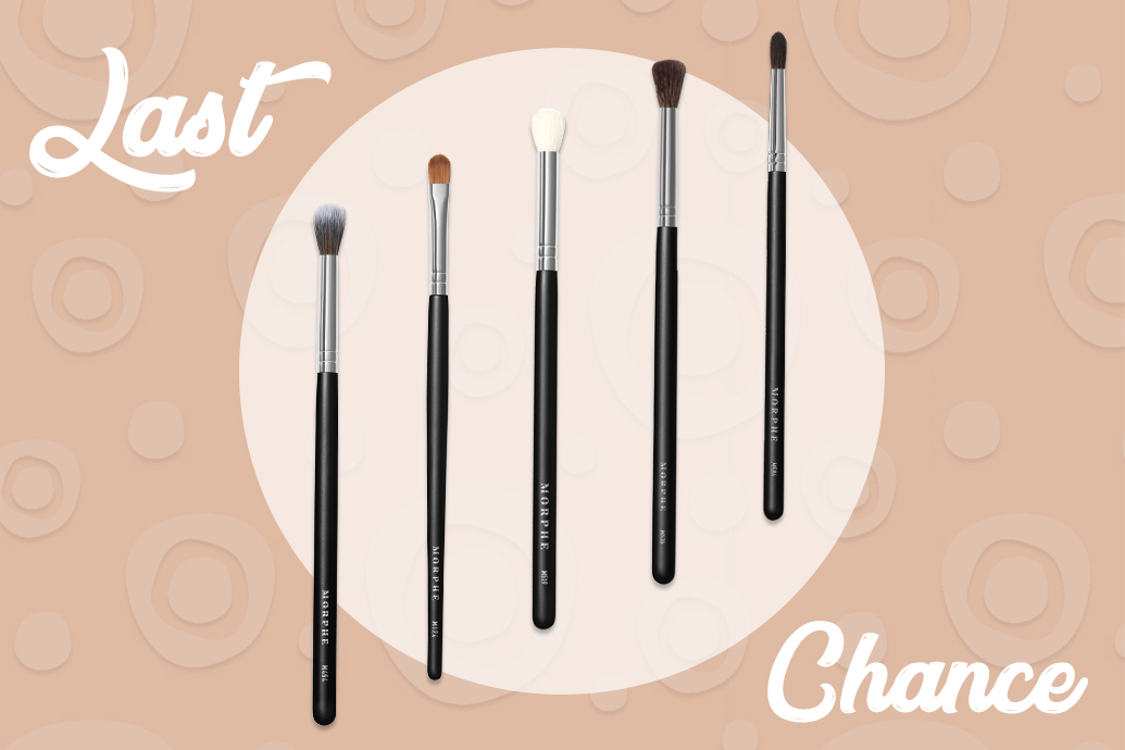 Last Chance to Get Our April 2020 Brush Club Collection!