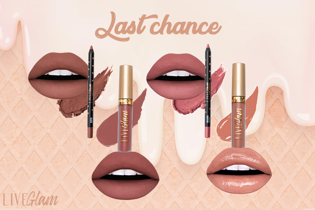 LiveGlam April 2020 KissMe Lippies
